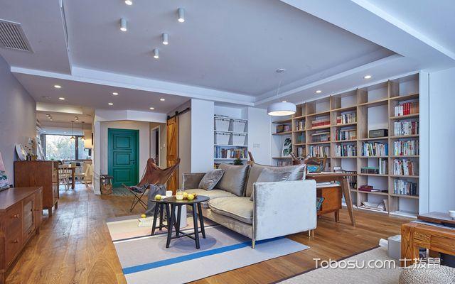 三室两厅大户型如何装修 沙发区