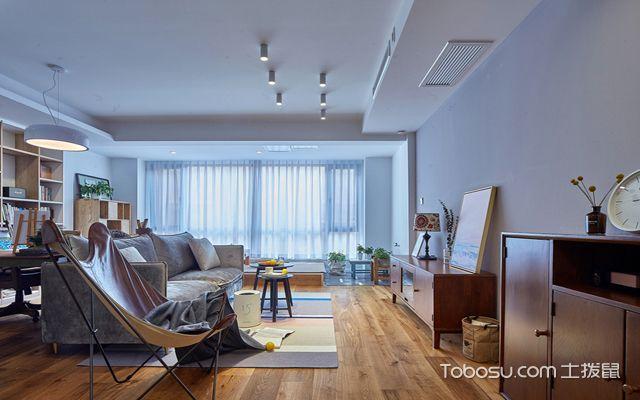 三室两厅大户型如何装修 客厅