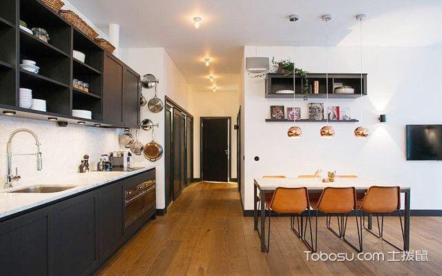 上海90平米房子装修需要多少钱之餐厅