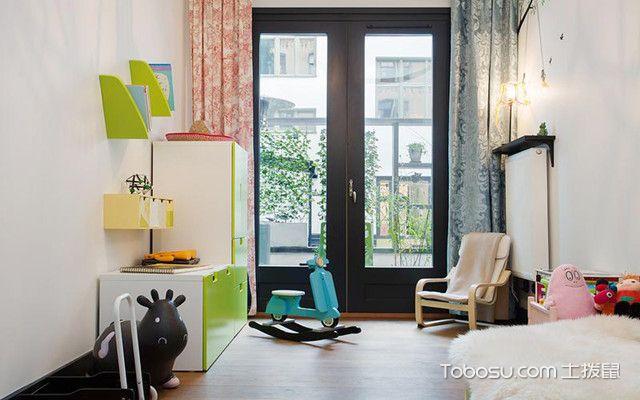 上海90平米房子装修需要多少钱之儿童房