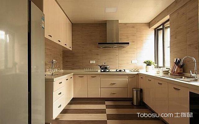 最全厨房装修实用技巧—空间布局