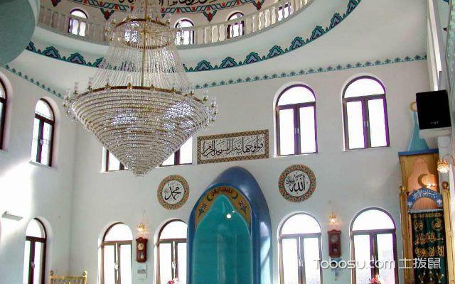 阿拉伯风格屋顶