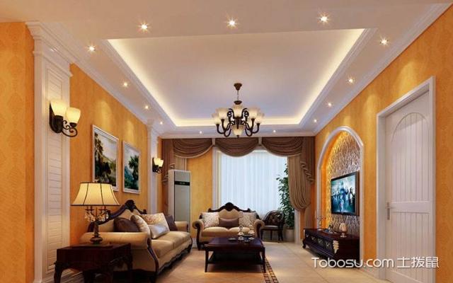 最新室内装修材料清单和价格表之吊顶
