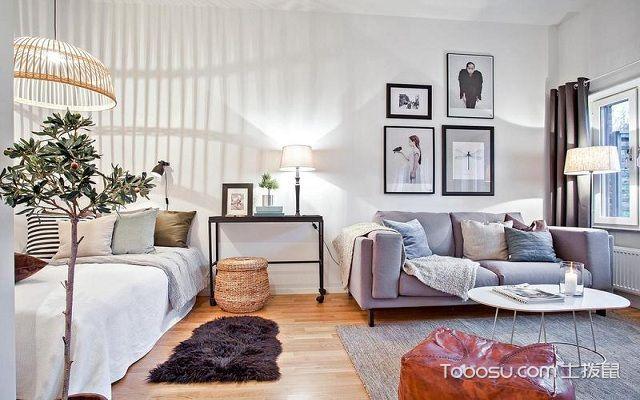 小户型单身公寓装修设计