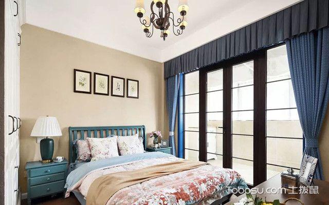 140平复式四居室装修次卧