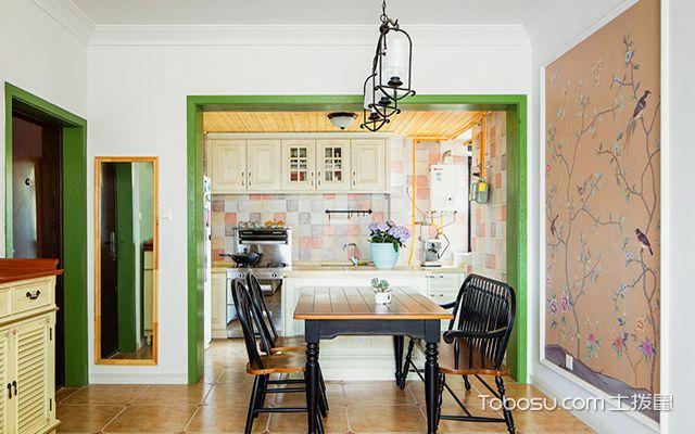 小户型家庭装修设计注意事项之色彩宜淡