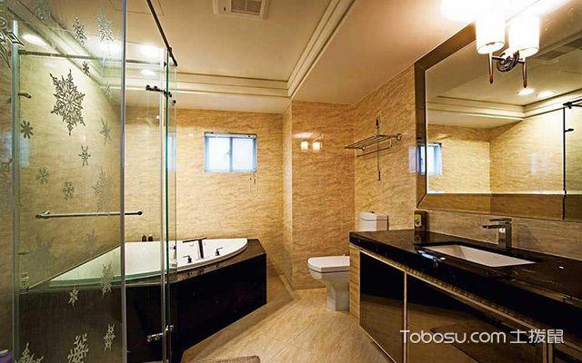 卫生间洗手台怎么选材—大理石材质