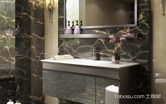 卫生间洗手台怎么选材—不锈钢