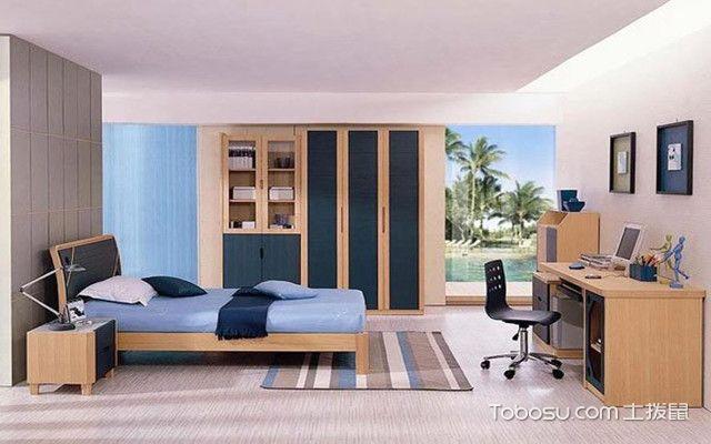 男生房间装饰设计案例