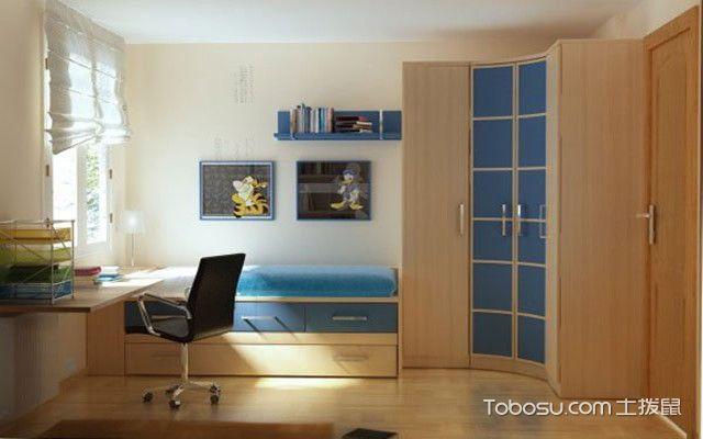 男生房间装饰设计案例赏析