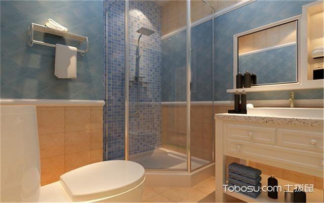 小浴室花洒如何安装之安装步骤