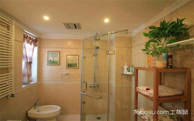 小浴室花洒如何安装之淋浴屏