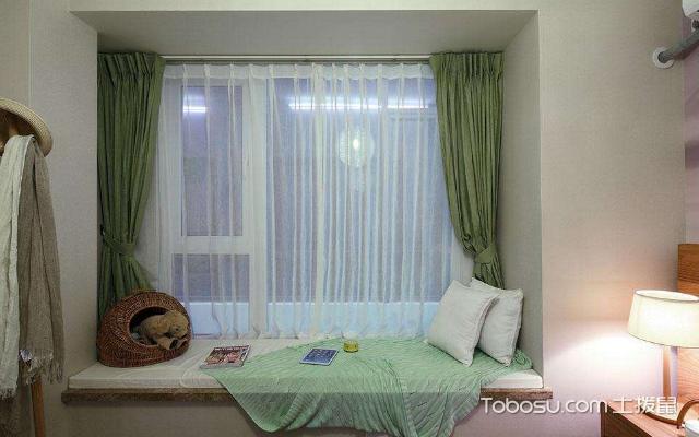 室内飘窗装修设计的要点之协调