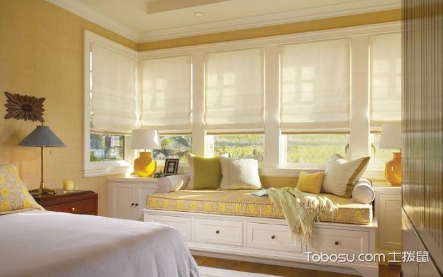 室内飘窗装修设计的要点之形式