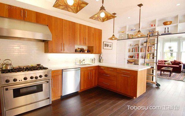 开放式厨房装修风水有哪些