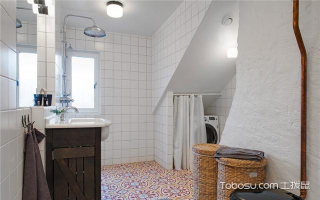 卫浴间怎样设计好看