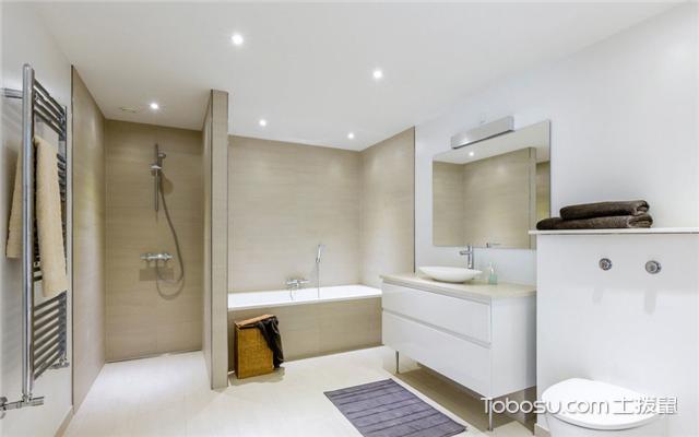 卫浴间怎样设计