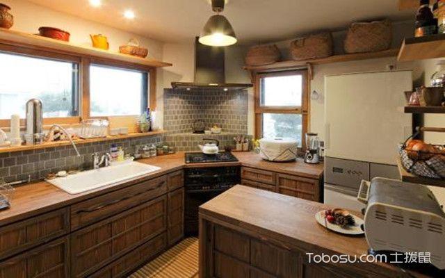 日式厨房装修设计方法有哪些
