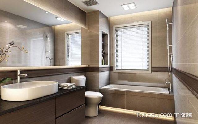 舒适卫生间装修什么颜色好—卫浴用品