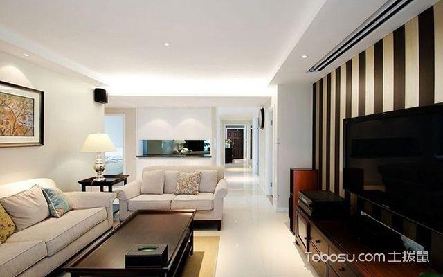现代简约装修风格的特点是什么—客厅设计