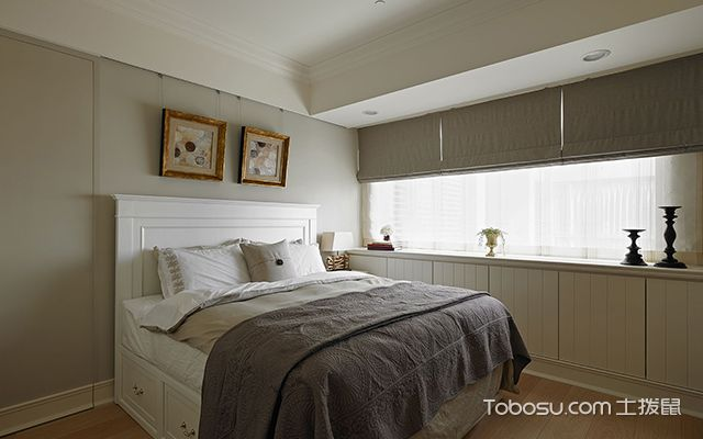 卧室隔音材料种类大全—简约卧室
