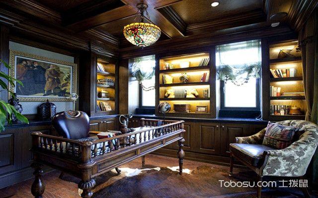 现代美式风格的别墅装修有什么特点