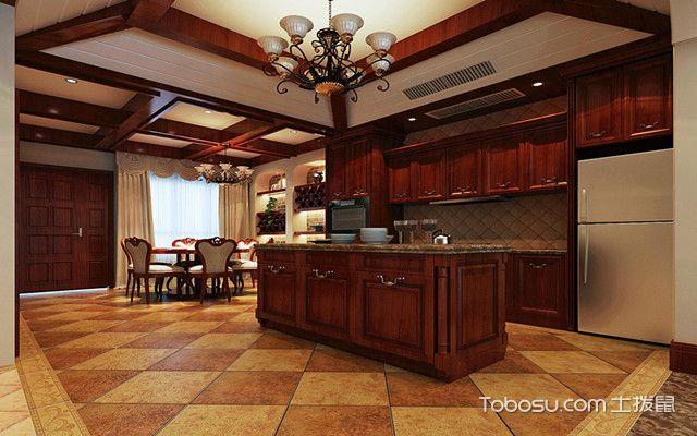 美式风格的别墅装修有什么特点