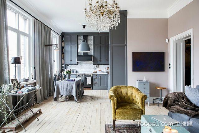 小房间装修简单设计之餐厅
