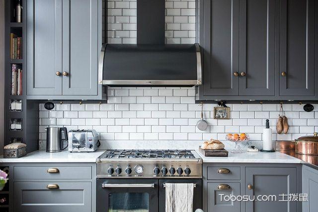 小房间装修简单设计之厨房