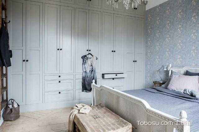 小房间装修简单设计之卧室