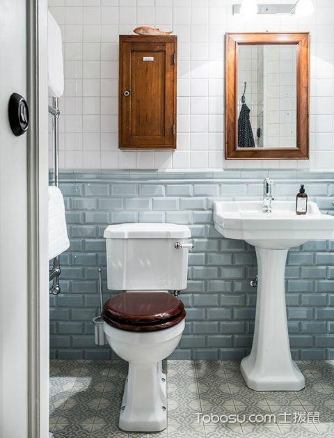 小房间装修简单设计之卫生间