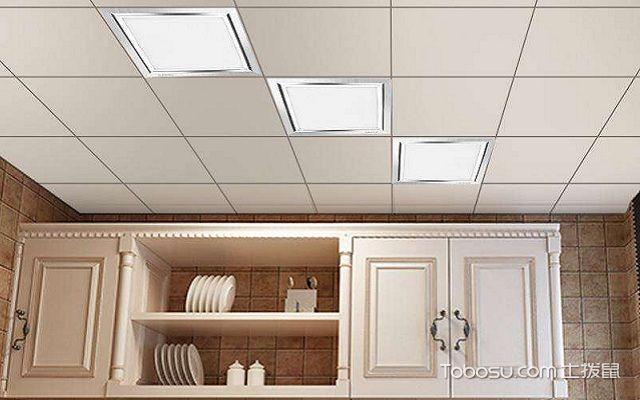 家用集成吊顶灯该如何选择之风格