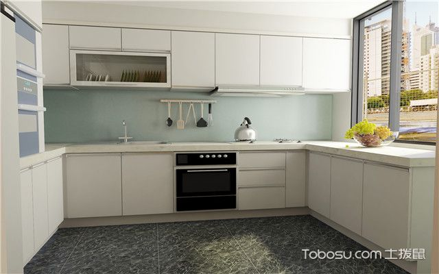 简单小户型厨房装修