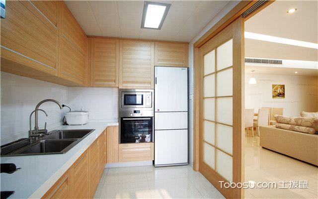 小户型厨房装修图