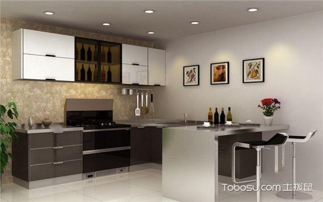 小厨房新濠天地设计方案