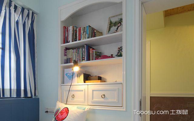 最流行壁龛效果图三:卧室壁龛