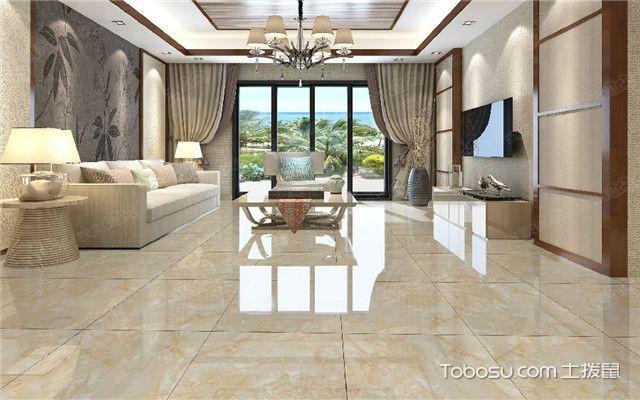 干铺地板砖的方法