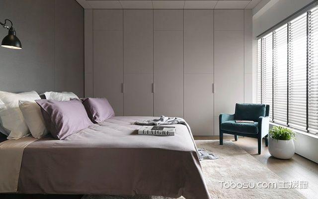 卧室柜子如何摆放——最好摆放在墙角