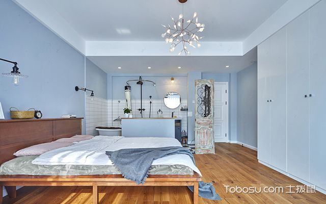 卧室柜子如何摆放——衣柜镜子不可对着床