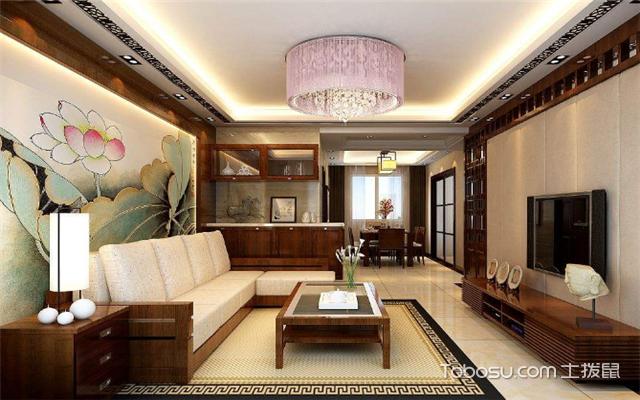 客厅挂什么壁画好