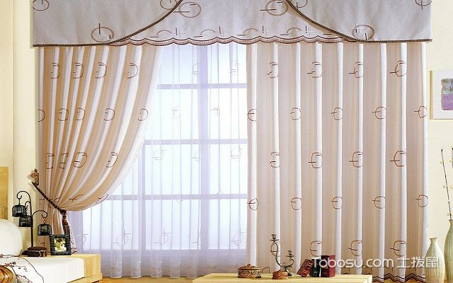 怎样安装窗帘窗帘轨