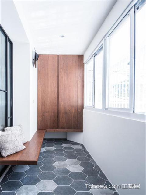 阳台储物柜设计方案
