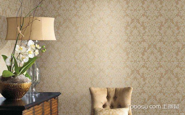 大户型室内装修壁纸搭配之材质