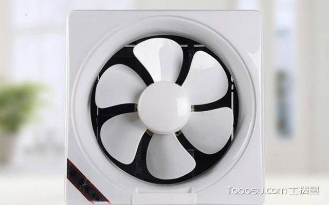 卫生间排气扇最常用尺寸—扇叶排气扇