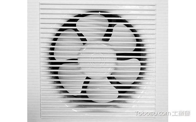 卫生间排气扇最常用尺寸—排气扇