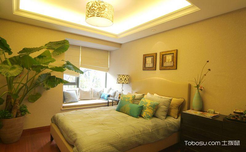 现代简约风格120平米两房一厅装修设计
