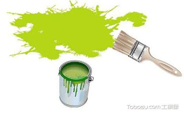 乳胶漆调色方法图一