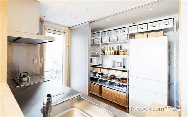 小厨房装修图片