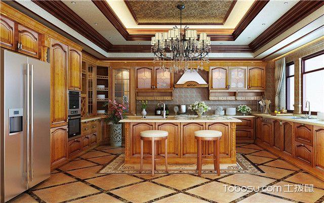 厨房岛台怎么设计