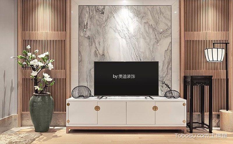 独具魅力的中式电视墙装修效果图